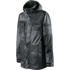 SPECIAL BLEND Men's UTILITY Snow Jacket - BLACKOUT WARPAINT - Medium - NWT