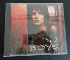 BOYS Original Soundtrack CD Music 1996 Motion Picture NEW Free Shipping SEALED
