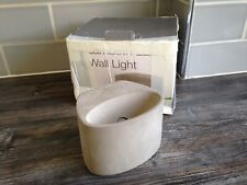 BN - Garden Trading Lambeth LED Concrete - IP54 Rated -Indoor/Outdoor Wall Light