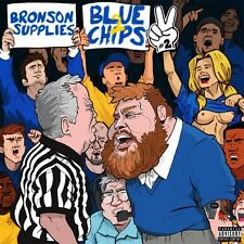 Action Bronson - Blue Chips 2 Mixtape CD Volume Two
