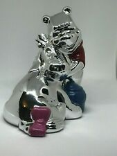 Winnie the Pooh Silver Plated Money Box