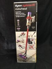 Brand New Dyson Cyclone V10 Motorhead Vacuum Cleaner - Red