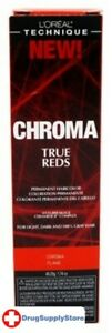 BL Loreal Chroma True Reds Hair Color - Flame 1.74 oz - Two PACK
