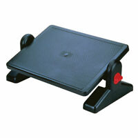 Under Desk Adjustable Foot Rest Office Ergonomic Underdesk Footrest