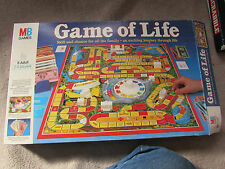 1984 MB GAMES GAME OF LIFE COMPLETE BUT PLEASE READ