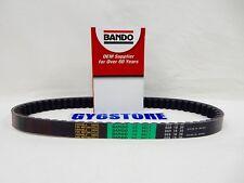 BANDO CVT DRIVE BELT 669 x 18 x 30 *FOR 50cc QMB139 SHORT CASE MOTOR*