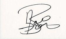 Booboo Stewart signed 5x3 index card / autograph Twilight X-Men