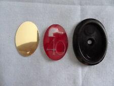 "Ithaca Original Red Grip Cap Designed by Sid Bell – ""40 Duck Head"""