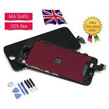 Para iPhone 5 Negro Cristal de reemplazo de pantalla táctil LCD Pantalla Digitalizador Conjunto
