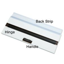"""36"""" Back strip for Aqueon or Perfecto 3/16"""" Glass Canopy"""