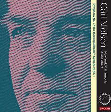 Syms 1 & 4 - Nielsen / New York Phil / Gilbert (2014, SACD NIEUW)