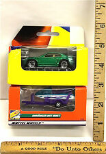 Vintage Matchbox Packaging Sample Toy Show Archive Jet Ski w/ Trailer & Mustang