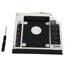 per HP EliteBook 6930p 8440p 8530p 8540p 2nd 2.5 HD SSD Hard Drive Caddy Scatola
