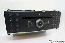 Mercedes Original W204 Radio ZB Bedienteil MP3 C-Klasse X204 GLK-Klasse Headunit