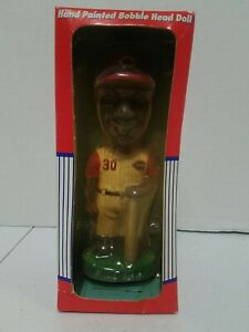 2001 Ken Griffey Jr. Hand Painted Bobble Dobbles Bobblehead Unopened