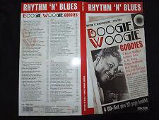 COFFRET 4 CD RHYTHM ' N ' BLUES / BOOGIE WOOGIE DOOGIE /