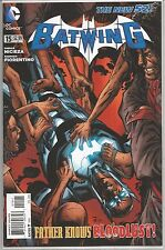 Batwing : DC Comic book #15 : The New 52 Collection