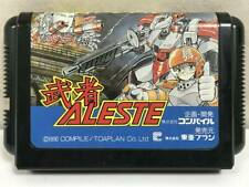 Musha Aleste SEGA Megadrive Cartridge only no box