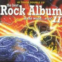 Various - The Best Rock Album in the World Ever, Vol. 2 (CD) (1995)
