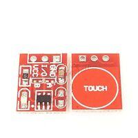5pcs TTP223 Touch Sensor Button Module Capacitative Self Locking Switch Arduino