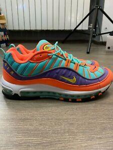Nike Air Max 98 QS Cone US 10 924462-800