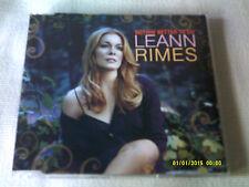 LEANN RIMES - NOTHIN' BETTER TO DO - 2007 CD SINGLE