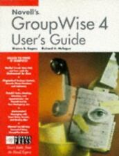 Novell's Groupwise 4 User's Guide (Novell Press) by Rogers, Shawn B., McTague,