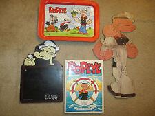 Vintage Huge Popeye The Sailor Man Collection Lot 46 Plus
