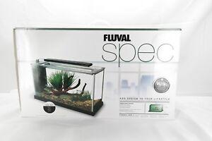 Fluval Spec V 5 Gallon Aquarium Kit Black TH