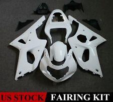 Unpainted ABS Injection Fairing Bodywork Kit for Suzuki GSXR1000 2000-2002 K1 01