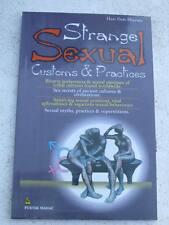 STRANGE SEXUAL CUSTOMS PRACTICES Book India