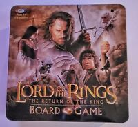 NEW  ~ Lord of the Rings ~  Return of the King ~ BOARDGAME in TIN BOX ~