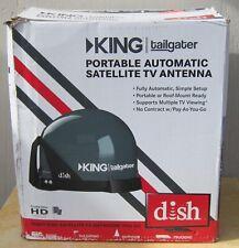 KING TAILGATER 2 Portable Automatic SATELLITE TV ANTENNA #VQ4500 DISH