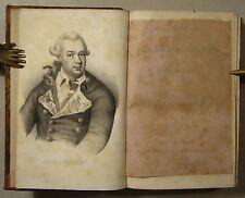 C. F. D. SCHUBART: LEBEN UND GESINNUNGEN / SCHUBARTS SCHICKSALE, 1839, Halbleder