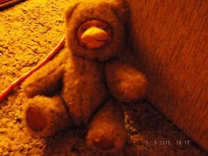 cursed antique teddy bear