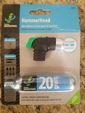 "Genuine Innovations HammerHead CO2 Inflator 12g 16g 20g 25g 3/8"" 24TPI"