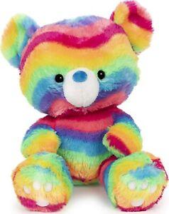 "GUND Kai Rainbow Plush Stuffed Animal Teddy Bear, 12"""