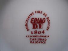 KAFFEE-SERVICE 41teilig / TAFEL-SERVICE 64teilig /PORCELAINE FINE DE BOHEME 1804