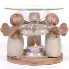 Unbranded Ceramic Angel Candle & Tea Light Holders