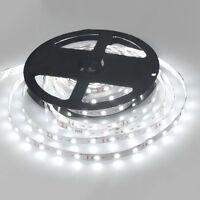 300 LEDs Strip LED Licht Streifen 5m Band Leiste mit  Weiß(SMD 3528) DC 12V-SA