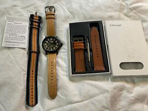Shinola Argonite 1069 47mm With Three Watch Bands