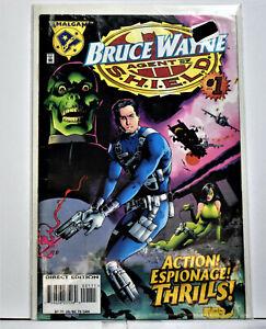 Bruce Wayne Agent of S.H.I.E.L.D.  (1996)  #1