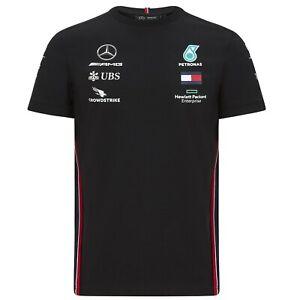 MERCEDES AMG PETRONAS Motorsport Team F1 Formel Fahrer T-Shirt
