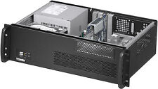 "3U SPI 400W (Depth:11.81"") (Wall/ Rackmount Chassis) (FR/Rear)(mATX/ITX)Case NEW"