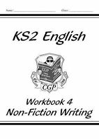 KS2 English Writing Buster - Non-Fiction Writing by CGP Books (Paperback book, 2