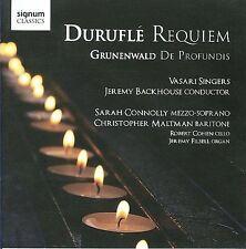 Duruflé: Requiem / Grunenwald: De Profundis, New Music