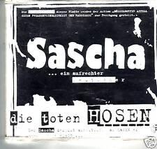 """die toten Hosen """"Sascha..ein aufrechter Deutscher"""" 4 Track CD"""
