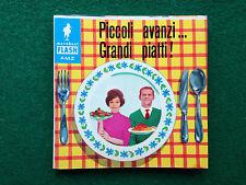 Lisa BIONDI - PICCOLI AVANZI GRANDI PIATTI , Ed. AMZ (1967) Ricette cucina