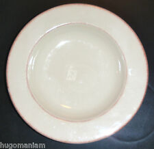 Pier One 1 Italy Toscana Ivory Soup Bowl White Earth Ware Dinnerware Replacement