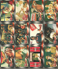 35 COCA-COLA SPRINT PHONE CARDS
